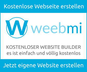 Weebmi - free website builder